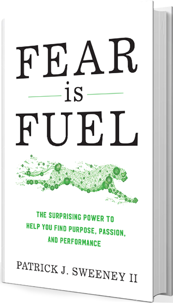 Fear is Fuel best-selling book